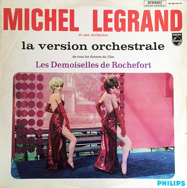Les Demoiselles De Rochefort cover art