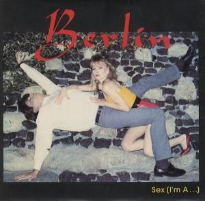 berlin - sex cover art