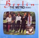 "berlin p the metro dutch 12"" cover art"