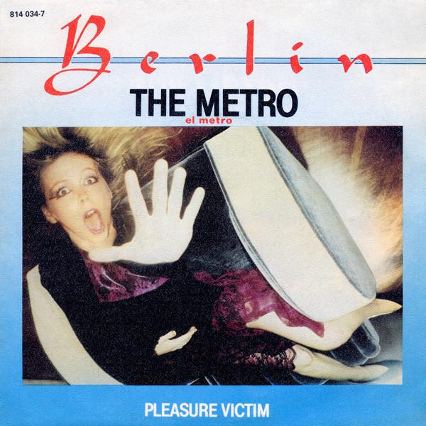 berlin the metro spanish cover art