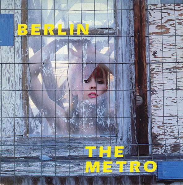 berlin - the metro cover art