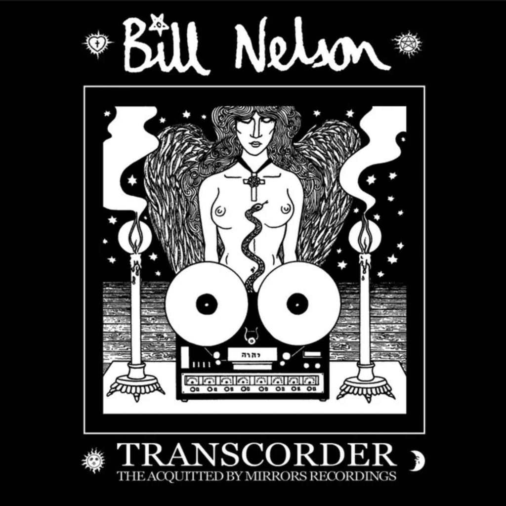 bill nelson - transcorder cover art