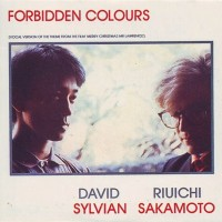 CD-3 Files: David Sylvian + Ryuichi Sakamoto - Forbidden Colours