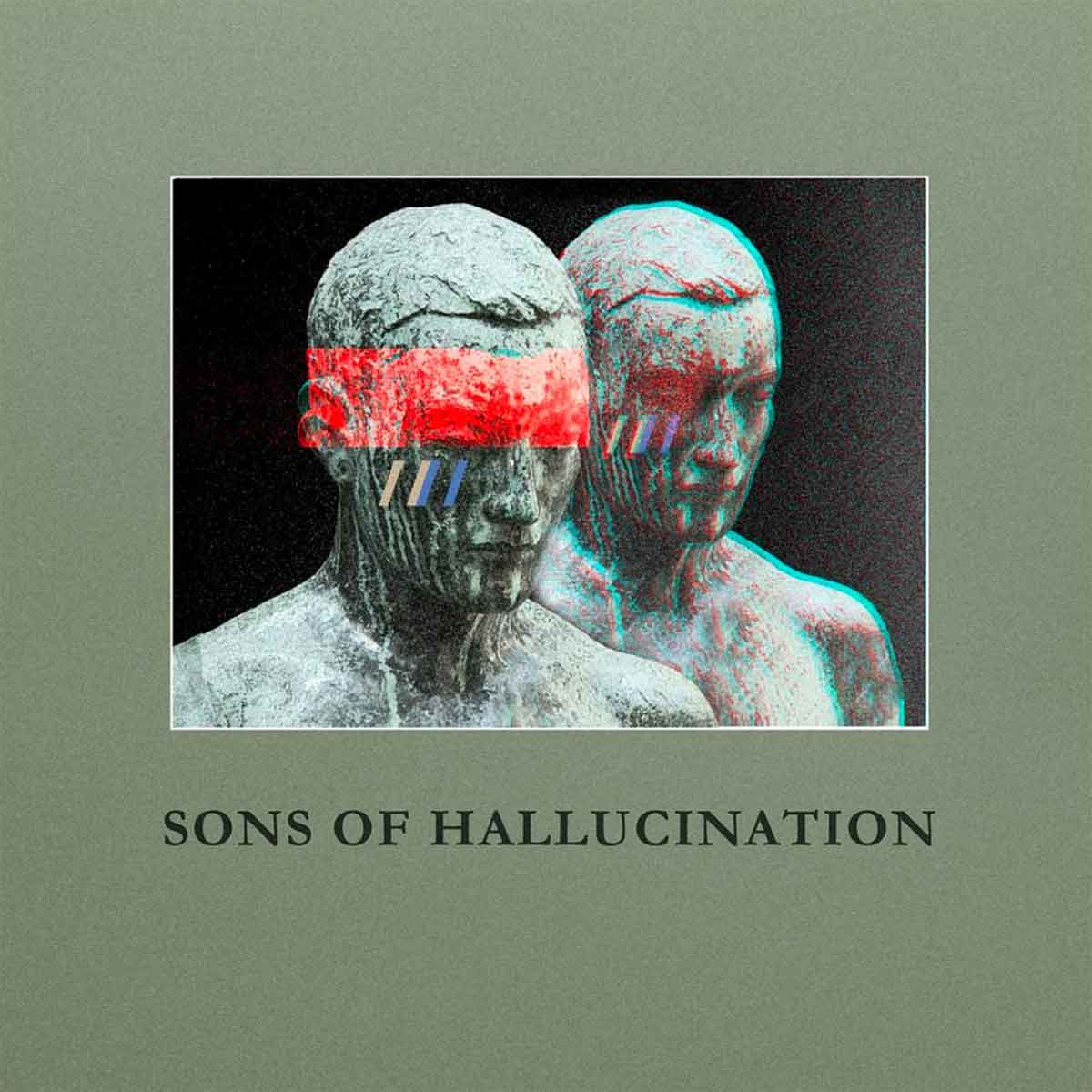 steven joens and logan sky sons of hallucination cover art