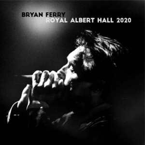 bryan ferry live at royal albert hall 2020 covefr art