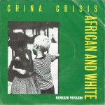 china crisis - african and white c=ver art