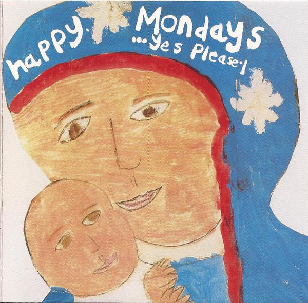 happy mondays yes please cover art
