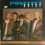 positive noise - distant fires cover art