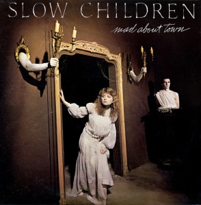 slow children - mad about town cover art