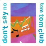 tom tom club - don't say no cover art