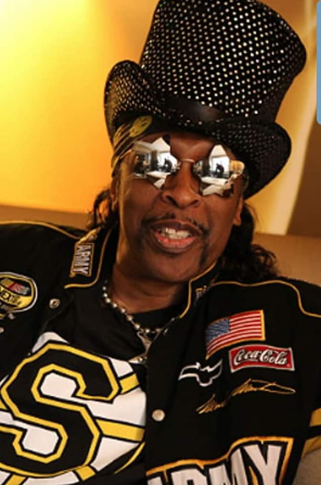 Bootsy Collins contemporary