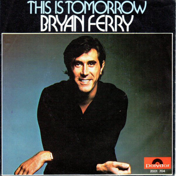 bryan ferry this is tomorrow dutch cover art