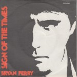 bryan ferry - sign of the times cover art