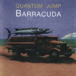 quantum jump - barracuda cover art CD