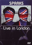 sparks live in londin dvd cover art