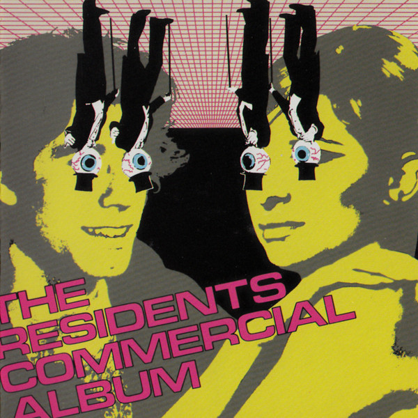 the residents commercial album cover art