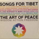 various - songs for tibet the art of peace cover art