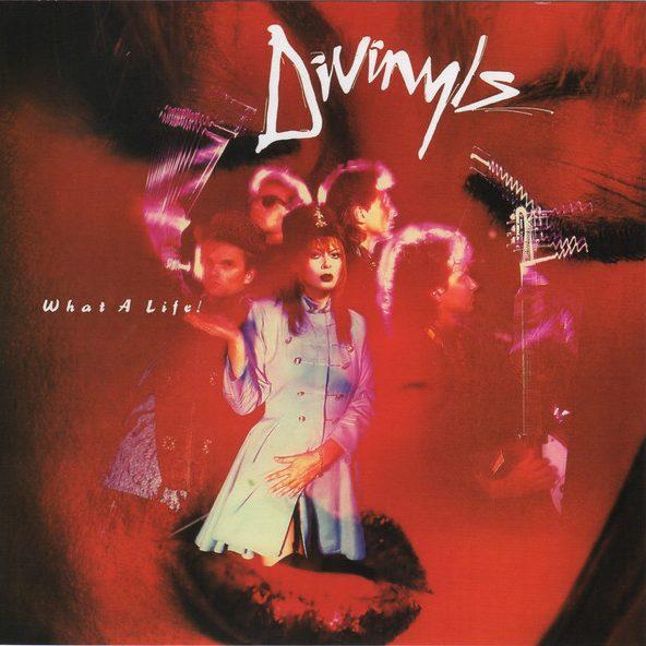 divinyls what a life cover art