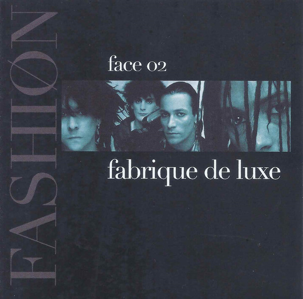 fashion fabrique de luxe face 2 cover art