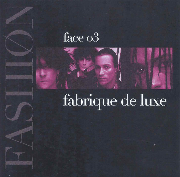 fashion fabrique de luxe face 3 cover art