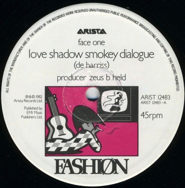 "fasjion - love shadow 12"" label art"