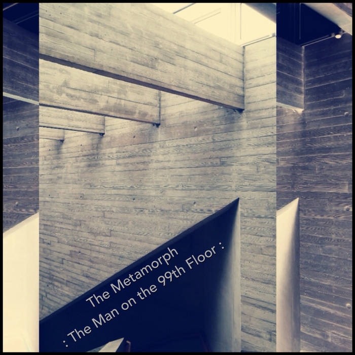 the metamorph - the man on the 99th floor art