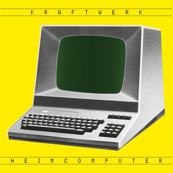 kraftwerk heimcomputer cover art