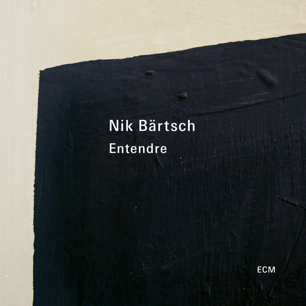 nik bartsch - entendre cover art