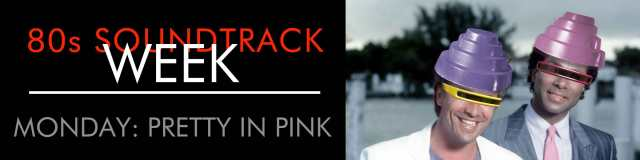 post-punk monk banner - 80s soundtrack week - Monday pretty in pink