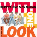 rupert hiine + cy curnin with one look cover art