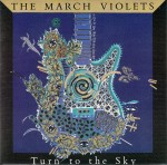 march viloets - turn to the sky cover art