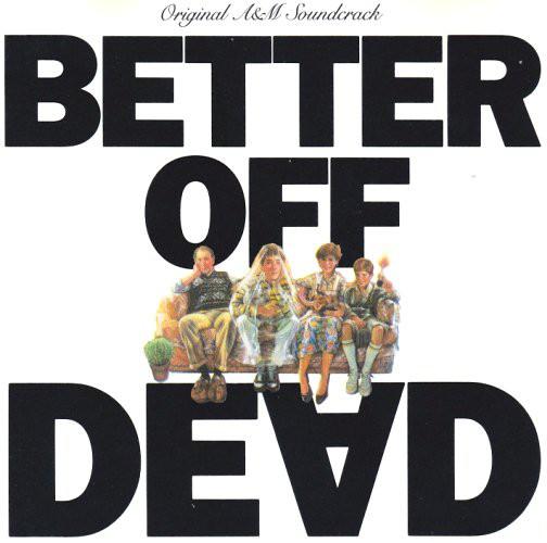 better off dead OST cover art