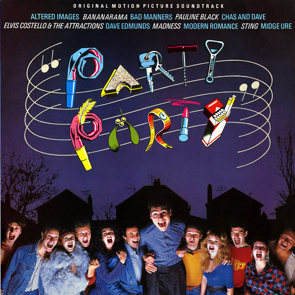party party cover art