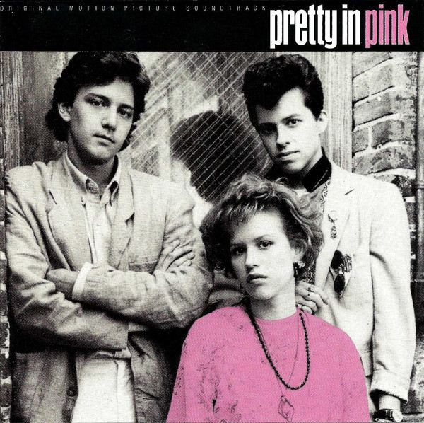 pretty in pink cover art