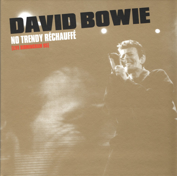 david bowie no trendy rechauffe cover atrt