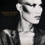 grace jones - walking in the rain cover art