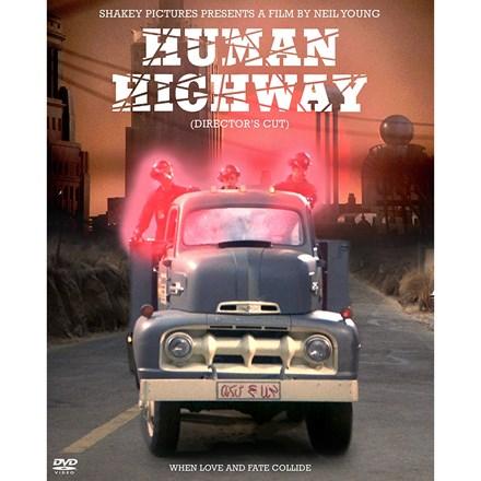 human highway DVD/BR cover art