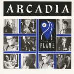 arcadia - the flame cover art