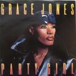 grace jones - party girl cover art