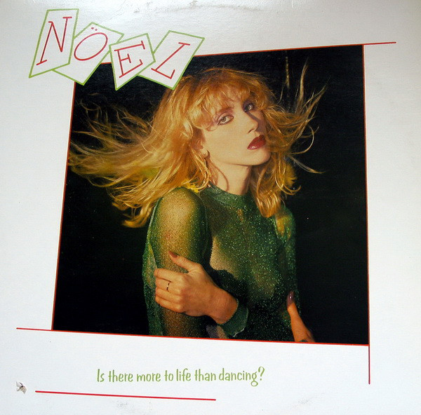 noel is there more to life than dancing cover art