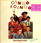 oingo boingo dead man's party 12 cover artt