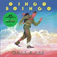 """Oingo Boingo Color LP Reissue of """"Only A Lad"""" Selling Like Crazy - Act Fast If You Want One!"""
