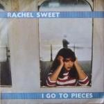 rachel sweet i go to pieces cover art
