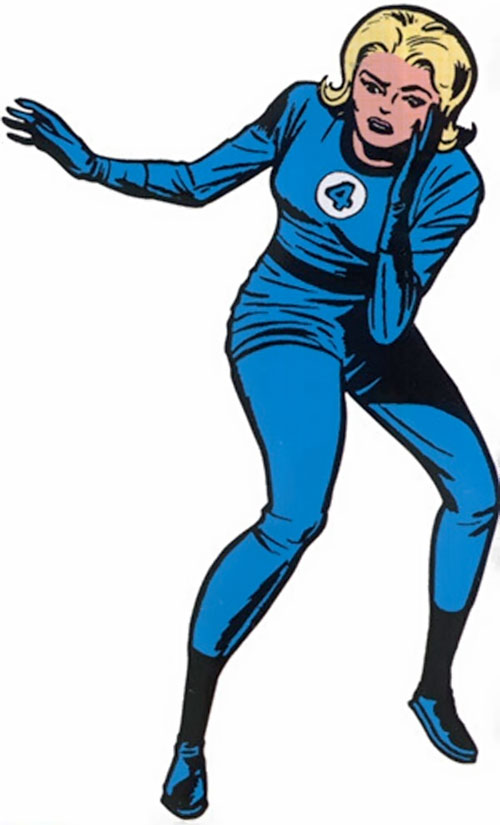sue richards invisible woman © Marvel