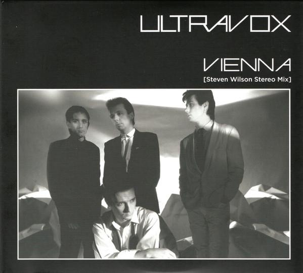 ultravox - vienna steven wilson 2xCD cover art