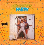 bachelor party OST cover art