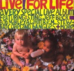 live for life cover art