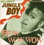 bow wow wow - jungle boy cover art