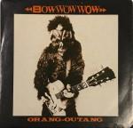 bob wow wow orangutan cover art