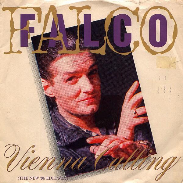 falco - Vienna calling cover art